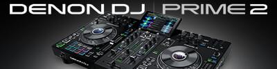 Denon DJ Prime 2 - Pro 2 deck USB standalone DJ systeem