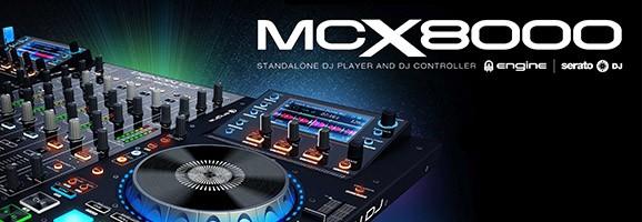 Koop je MCX8000 van denon dj bij dj-verkoop