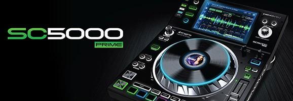 Koop je SC5000 Prime van denon dj bij dj-verkoop